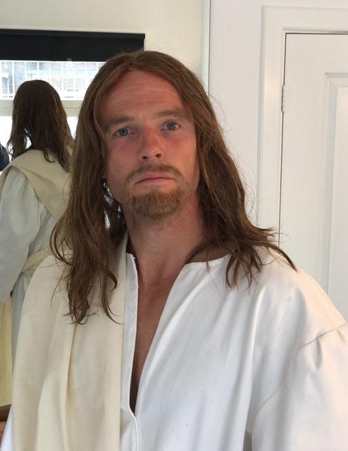 Jezus christus – Roel