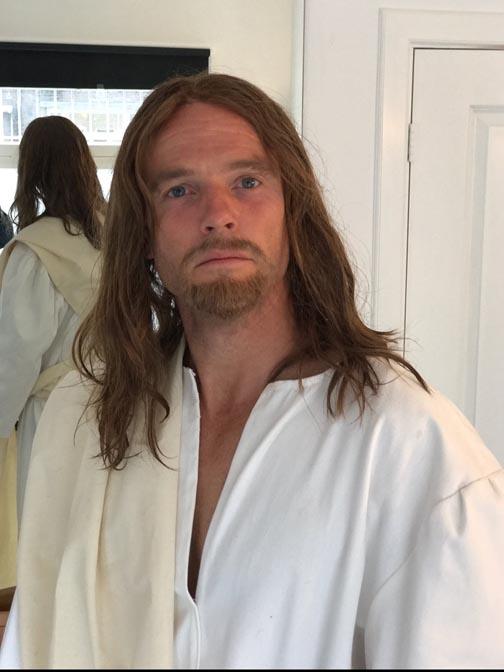 Jezus christus - Roel