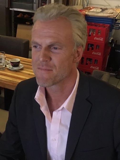 Peter R de Vries - roel